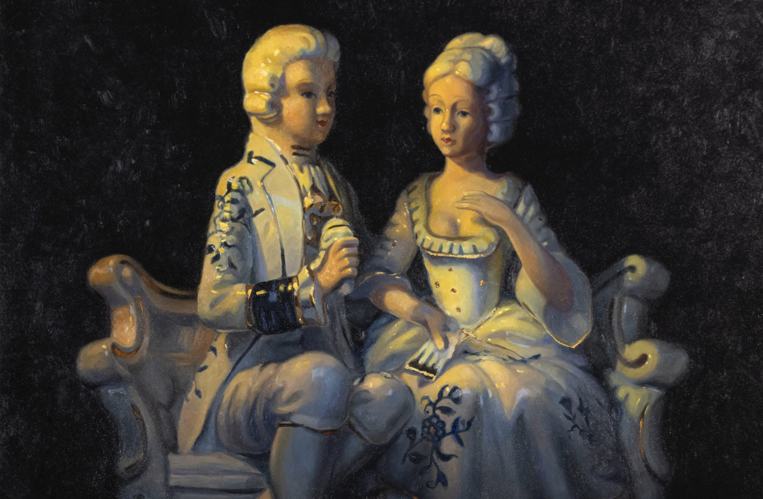 Gilded romance